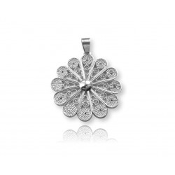 Ciondolo Filigrana - Esclusivi pendenti in oro e argento