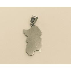 Sardegna ciondolo in argento