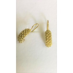 Sardinian filigree earrings gold pending pivot